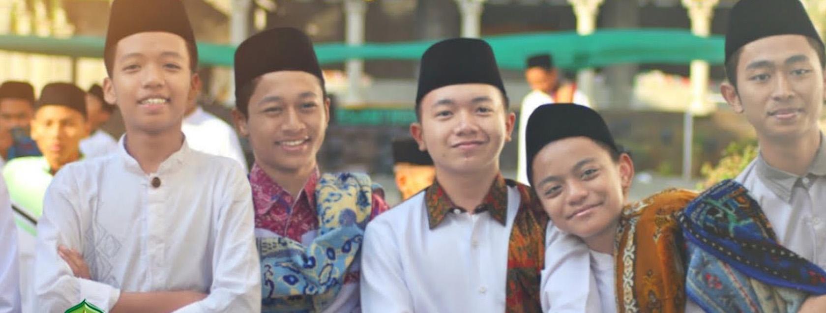 Santri Putra Ponpes Ashabul Kahfi Semarang